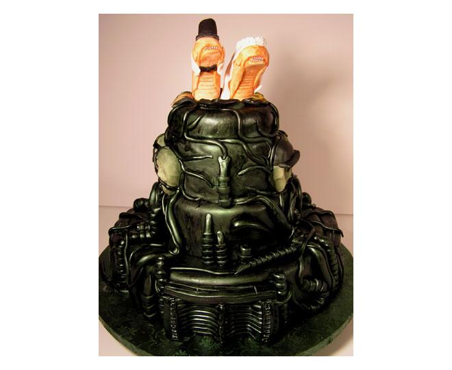 Торт на кожаную свадьбу фото 11.