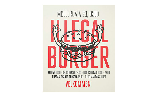 Illegal Burger